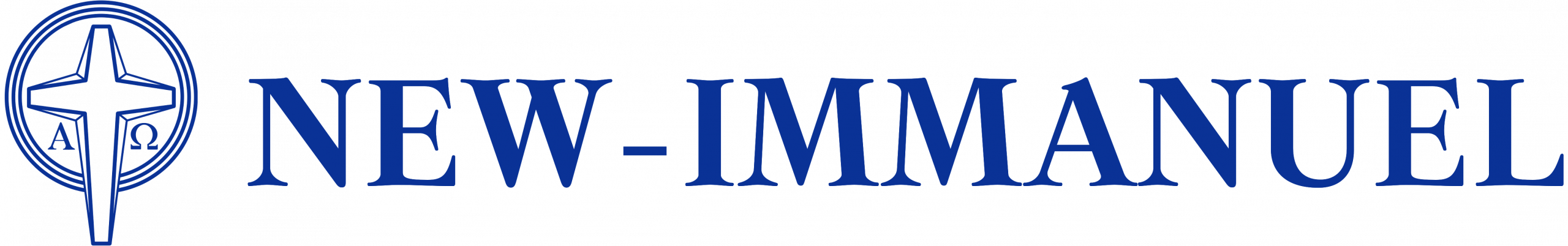 ニューインマヌエル Logo